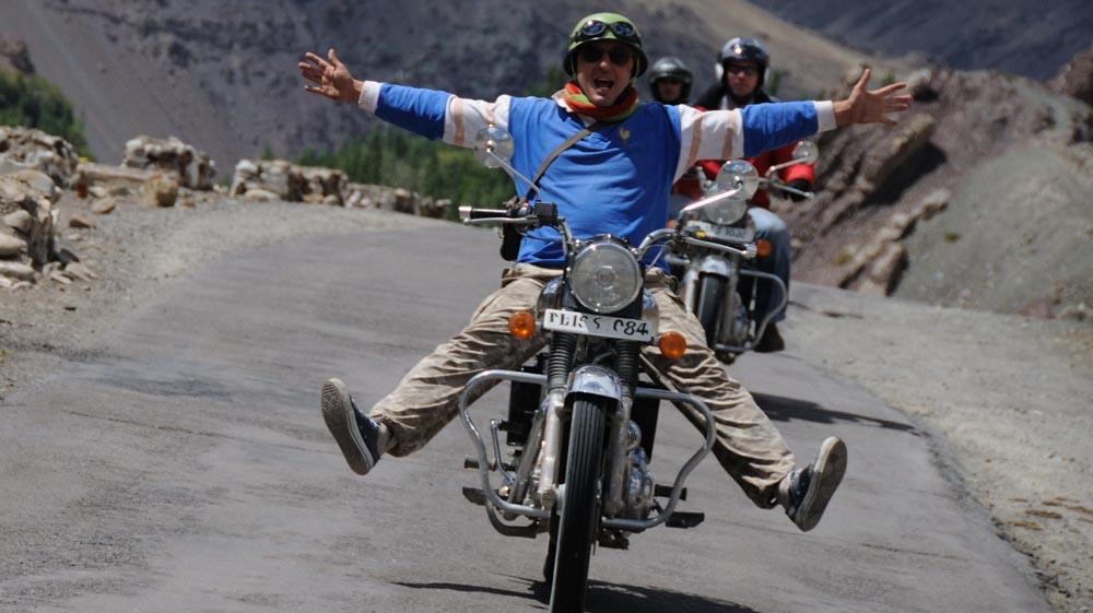 Road trip moto en Inde himalayenne - Voyage en Royal Enfield au Ladakh