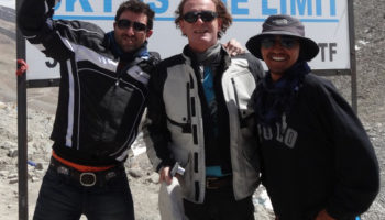 Minitrip moto au Ladakh - Royal Enfield sur le toit du monde, Inde, Himalaya