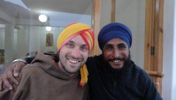 Turban guys - Voyage moto en Inde Himalaya en Royal Enfield