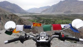 Vallée de la Nubra en Royal Enfield - Voyage moto en Inde, Himalaya, Ladakh