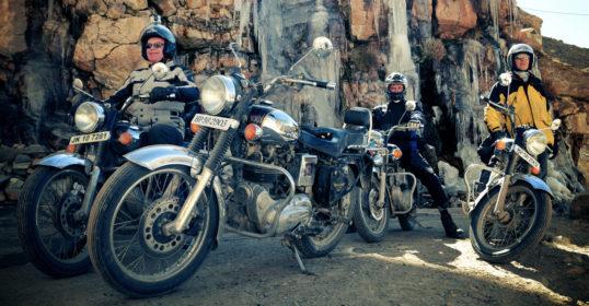 Voyage moto du Kinnaur au Spiti en Royal Enfield - Road trip Inde Himalaya
