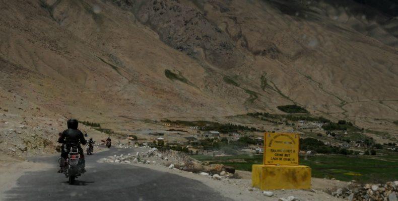 Vallée de l'Indus en Royal Enfield - Voyage moto au coeur du Ladakh, Inde, Himalaya