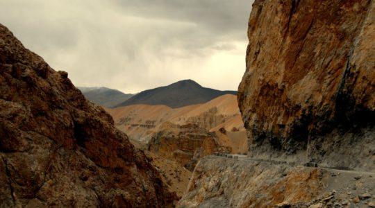 Route de Manali à Leh - Voyage à moto Transhimalayenne et Ladakh, Inde, Himalaya
