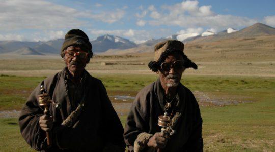 Nomade du lac Tsokar - Voyage à moto Transhimalayenne et Ladakh, Inde, Himalaya en Royal Enfield