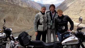 Voyage moto Transhimalayenne et Ladakh en Royal Enfield - Photo de Jean-Louis