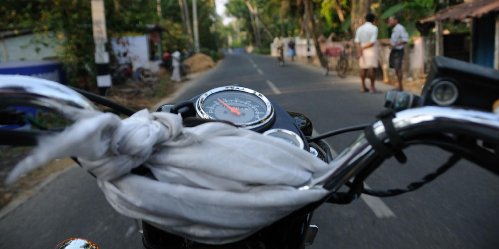 voyage à moto en inde du sud, Kerala, Karnataka, Tamil Nadu en Royal Enfield