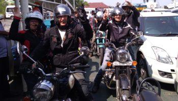Voyage à moto au Kerala en Inde du sud - Royal Enfield