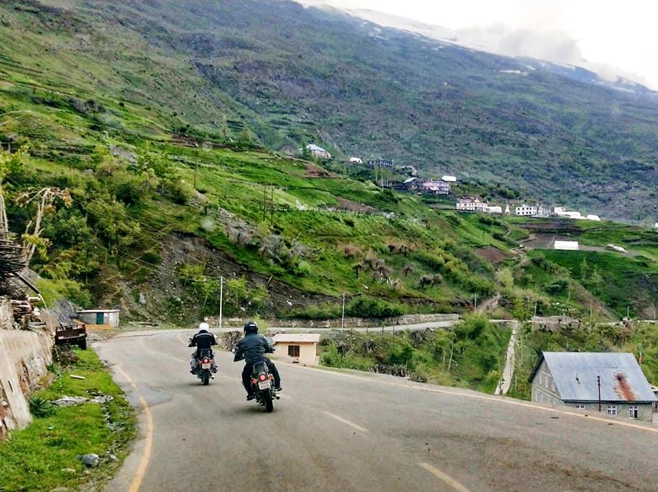 Lahaul - Road trip moto Transhimalayenne - Inde Ladakh