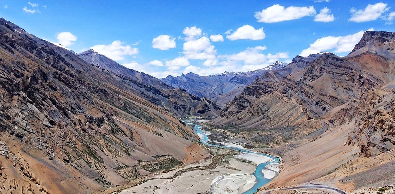 Tsarap River - Road trip moto Transhimalayenne - Inde Ladakh